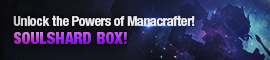 [C9] Sales - Grab Soulshard Box and Manacrafter Skillbook Box to Become a Powerful Manacrafter!