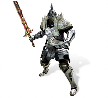 Riate Knight Set