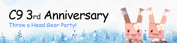 c9-sales-c9-3rd-anniversary-throw-a-head-gear-party