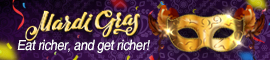 [C9] Event - Mardi Gras!