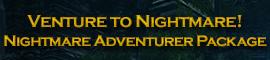 [C9] Sales - Nightmare Adventurer Package