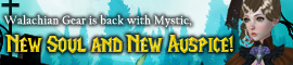 [C9] Sales – Walachian Gear is back with Mystic, New Soul and New Auspice!