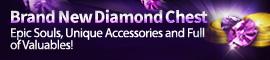 [C9] Sales – New Diamond Chest!
