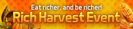 [C9] Event - Rich Harvest Event
