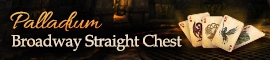 [C9] Sales – Palladium Broadway Straight Chest