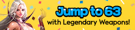 [C9] Events - Jumping Event! Create level 63 Character!