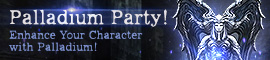 [C9] Sales - Palladium Party! Enhance Your Character with Palladium!