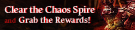 [C9] Event - Clear the Chaos Spire Shadow!