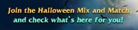 [C9] Event - Enjoy Halloween with Halloween Mix and Match Event!