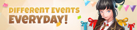 [C9] Event - Different Event's Everyday! Enjoy
