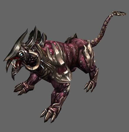 Summoned Beast of Swamp Monster